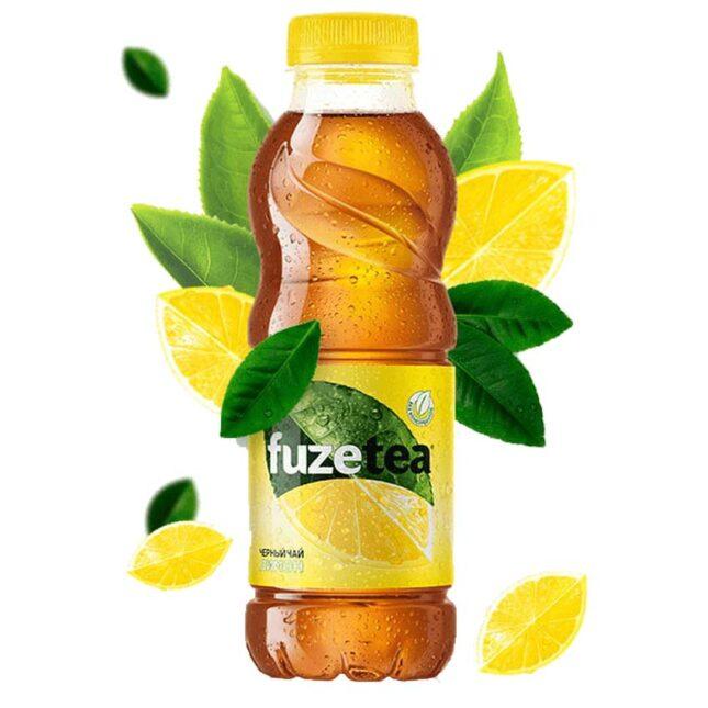 Холодний чай Fuze Tea 0.5л