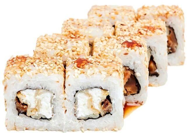 Рол веганський з тофу